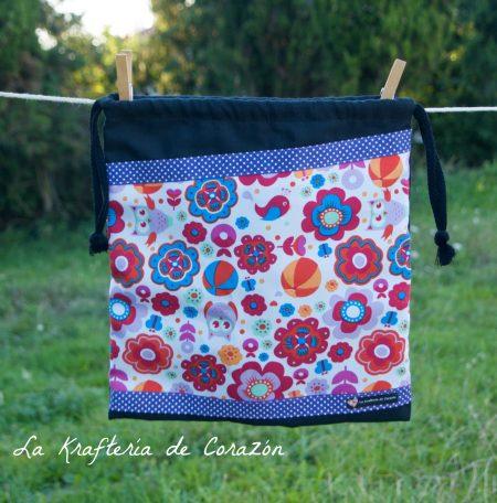únicos Diseños Tote bag mano a bolsos Bag tote hecha tote Bolsa de WRYnvqXw