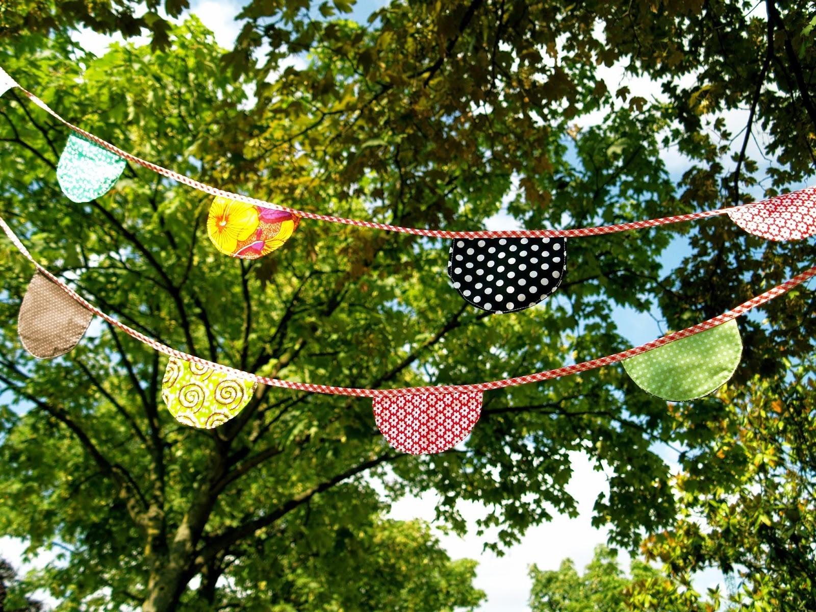 banderines de celebraciones