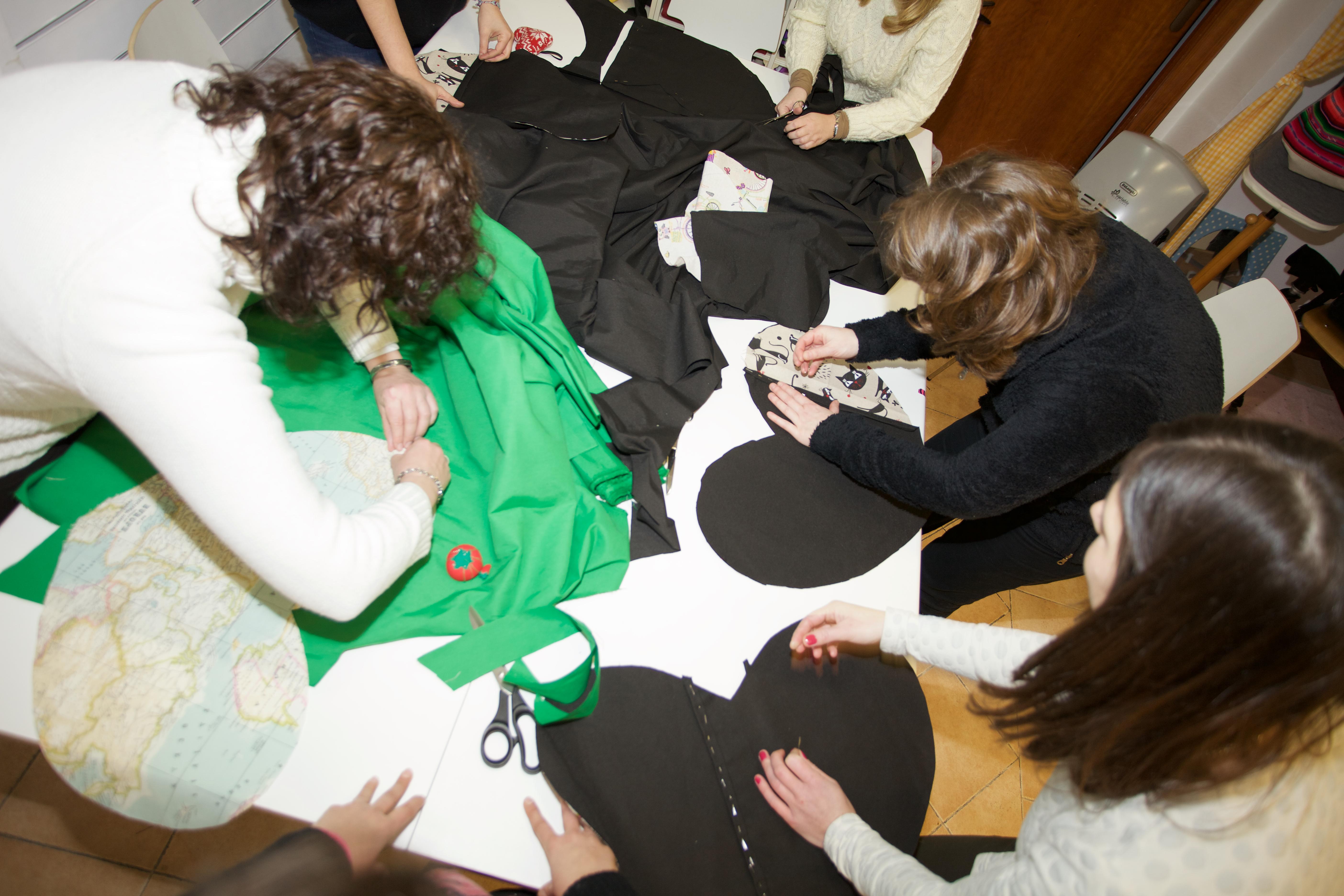 clases de costura por horas Bilbao